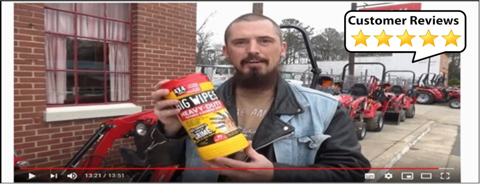 Are Big Wipes a Big Deal?